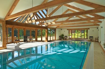 Piscine pas cher piscines en bois hors sol et piscine for Piscine ossature bois pas cher